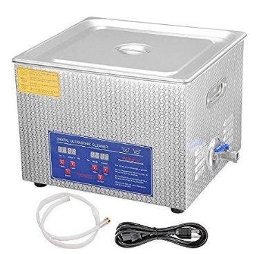 AW Pro Ultrasonic Cleaner Reviewed Image
