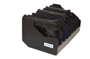picture of the Benchmaster - Weapon Rack - Eight (8) Gun Pistol Rack