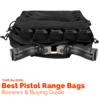 Best Pistol Range Bags Tactical Soft Cases