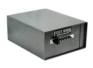 can you see the distinct lock of the Fort Knox PB4 shown here?