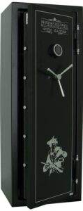 The Steelwater 16 Long gun is the most secure gun safe for rifles