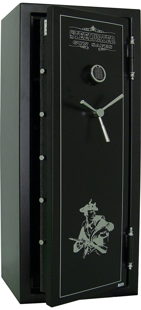picture of one of the best gun safe for the money
