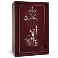 one of the best Browning Safes displayed here
