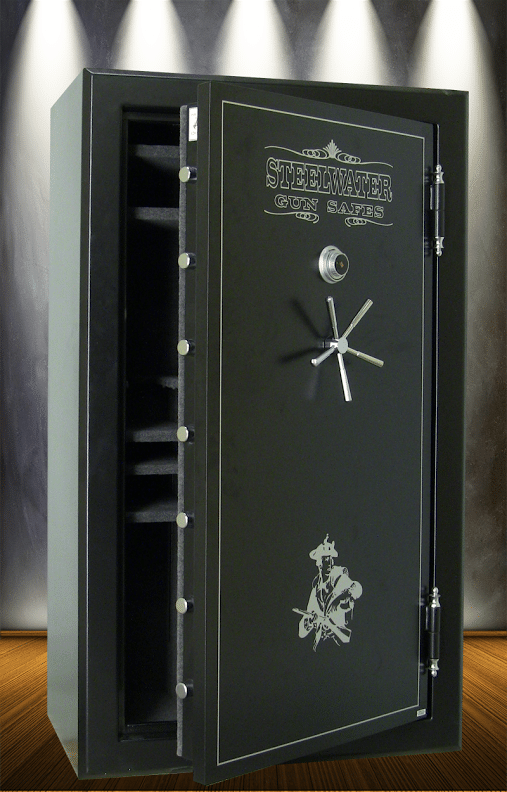 where are steelwater gun safes made? picture of a typical model is seen here